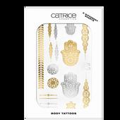 Bild: Catrice Body Tattoos - Oriental Ornaments