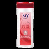 Bild: MY hair Pflegeshampoo Color & Shine