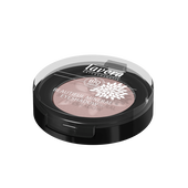 Bild: lavera Beautiful Mineral Eyeshadow pearly rose