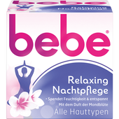 Bild: bebe Young Care Relaxing Care Day & Night Cream