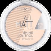 Bild: Catrice All Matt Plus Shine Control Powder transparent