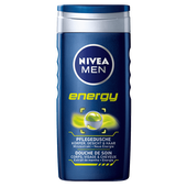 Bild: NIVEA MEN Pflegedusche Energy