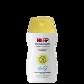 Bild: HiPP Babysanft Sonnenmilch Mini LSF30