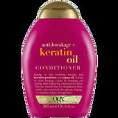 Bild: Organix Keratin Oil Conditioner