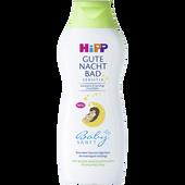 Bild: HiPP Babysanft Gute Nacht Bad sensitiv