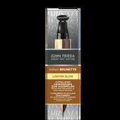 Bild: JOHN FRIEDA brilliant Brunette Lighter Glow Aufhellende Anwendung zum Ausspülen