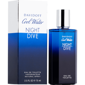 Bild: Davidoff Cool Water Night Dive EDT 75ml