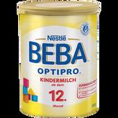 Bild: Nestlé BEBA OPTIPRO Kindermilch ab dem 12.Monat
