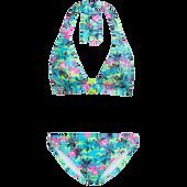 Bild: p2 Bahama Flamingo Padded Triangle Bikini