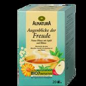 Bild: ALNATURA Tee Augenblicke der Freude