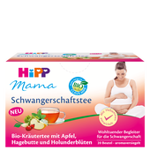 Bild: HiPP Mama Schwangerschaftstee