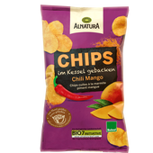 Bild: ALNATURA Chips Chili Mango