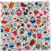 Bild: Kiddies-Tissue Serviette 3-lagig