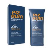 Bild: PIZ BUIN Mountain Sun Cream LSF 30