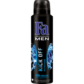 Bild: Fa MEN Kick Off Refreshing Deospray