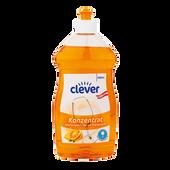 Bild: clever Spülmittel Orangenduft