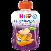 Bild: HiPP Früchte-Spaß Mango-Maracuja in Birne-Apfel