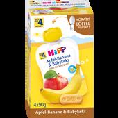 Bild: HiPP Apfel-Banane & Babykeks