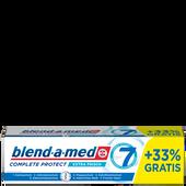 Bild: blend-a-med complete Protect Extra Frisch + 33% gratis