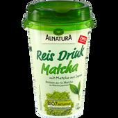 Bild: ALNATURA Reis Drink Matcha