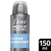 Bild: Dove MEN+CARE Clean Comfort Deospray