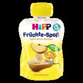 Bild: HiPP Früchte-Spass Apfel-Birne-Banane