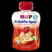 Bild: HiPP Früchte-Spass Erdbeer-Banane-Apfel