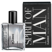 Bild: Spirit of man Classic EDT