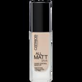 Bild: Catrice All Matt Plus Shine Control Make Up light beige