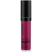 Bild: Catrice Velvet Matt Lip Cream Plumming bird