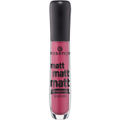 Bild: Essence Matt Matt Matt Lipgloss 03 girl of today
