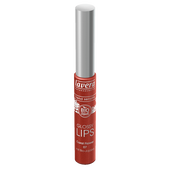 Bild: lavera Glossy Lips Lipgloss coral flower