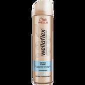 Bild: WELLA wellaflex Haarspray extra starker Halt