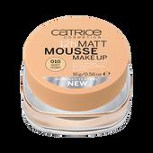 Bild: Catrice 12h Matt Mousse Make Up soft ivory