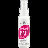 Bild: Essence Instant Matt Make-Up Setting Spray