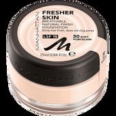 Bild: MANHATTAN Fresher Skin Foundation soft porcelain