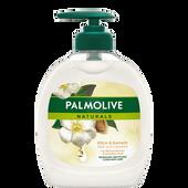 Bild: Palmolive Naturals Flüssigseife Kamelienöl & Mandel