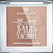 Bild: Essence The little X-Mas Factory Contouring Palette
