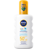 Bild: NIVEA Sun Kids protect & sensitive Sonnenspray LSF 50+