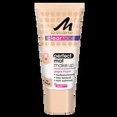Bild: MANHATTAN Clearface Perfect Mat Make-up beige