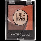 Bild: MAYBELLINE Eyestudio Big Eyes Shadow brown