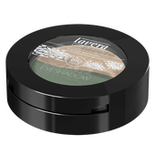Bild: lavera Beautiful Mineral Duo Eyeshadow mystic green