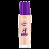 Bild: ASTOR Perfect Stay Make-up + Perfect Skin Primer 091