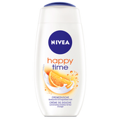 Bild: NIVEA happy time Cremedusche