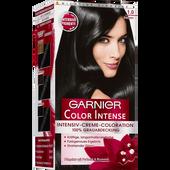 Bild: GARNIER COLOR INTENSE Intensiv-Creme-Coloration 1.0 schwarz