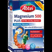 Bild: Abtei Magnesium plus Tabletten