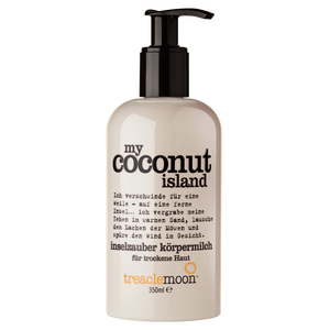 Bild: Treaclemoon Coconut Island Körpermilch