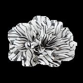 Bild: LOOK BY BIPA Zebra Style Zopfhalter mit Anstecknadel