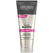 Bild: JOHN FRIEDA Sheer Blonde Hi-Impact Reparierender Conditioner
