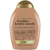 Bild: Organix Brazilian Keratin Conditioner